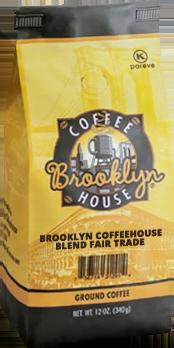 Brooklyn Coffeehouse Blend Fair Trade