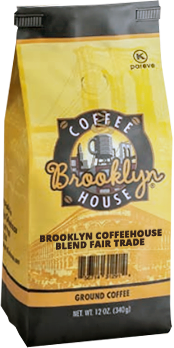 Brooklyn Coffeehouse Blend Fair Trade